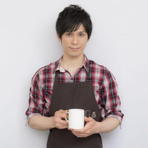 カフェ経営者
