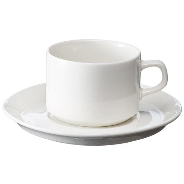 6オンスコーヒーカップ&ソーサー