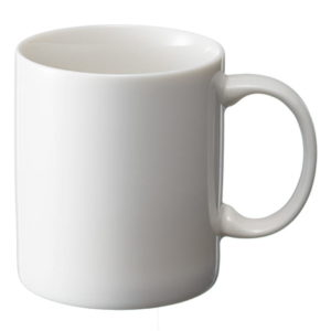 ストレートマグカップ