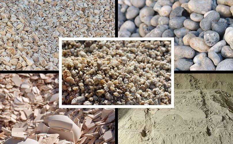 オリジナルマグカップ原料となる土の紹介