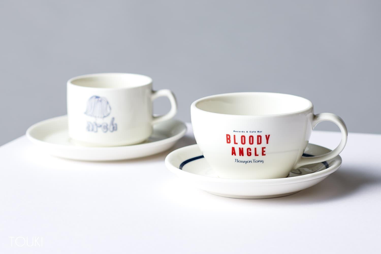 オリジナルカップ&ソーサーマグカップ