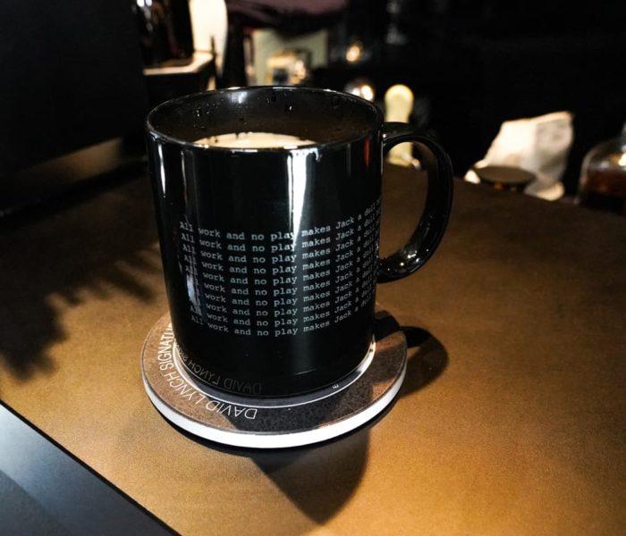オリジナル黒マグカップの制作方法